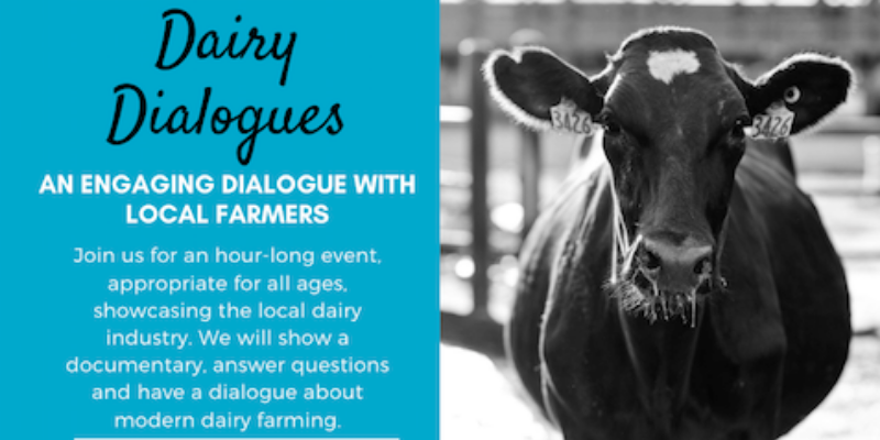 Image for Dairy Dialogues coming to a town near you!